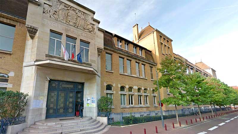 Lycée Marie-Curie de Sceaux